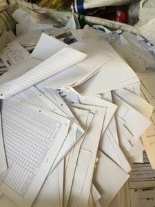 รับซื้อเศษกระดาษข้อสอบ